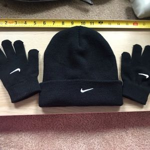 Nike Youth Hat/Gloves